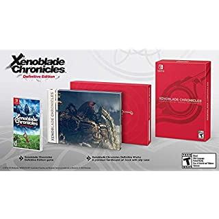 Xenoblade Chronicles Definitive Works Set - Nintendo Switch