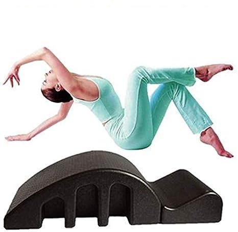 Wyyggnb Yoga Pilates Cama de Masaje, Yoga Pilates Reformer ...