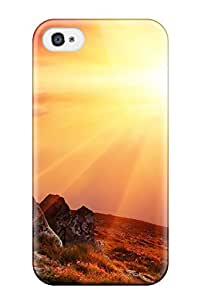 Sunrise Feeling Iphone 4/4s On Your Style Birthday Gift Cover Case