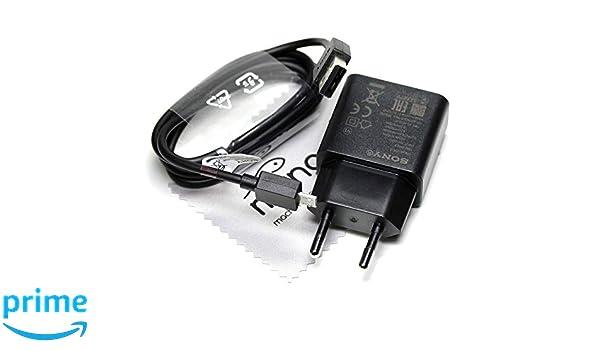 Cargador para Sony Orignal UCH10 1,8A con cable de datos ...