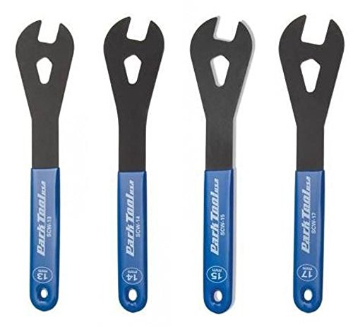 Park Tools SCW13 14 15 17 Cone Wrench Bicycle Tool Kit