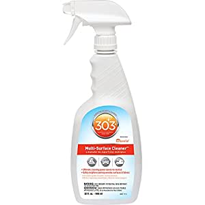 303 Multi Surface Cleaner Spray, All Purpose Cleaner for Home, Patio, Car Care and Outdoor, 32 fl. oz.