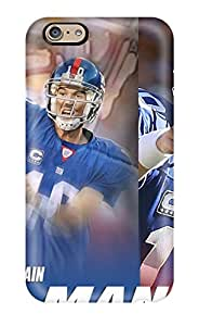 Luis Reyes's Shop New Style Brand New 6 Defender Case For Iphone (eli Manning) 6075301K64501322