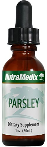 NutraMedix - Parsley Detox, 1 oz. (30 ml)