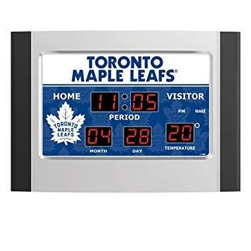 Evergreen Toronto Maple Leafs Scoreboard Desk -