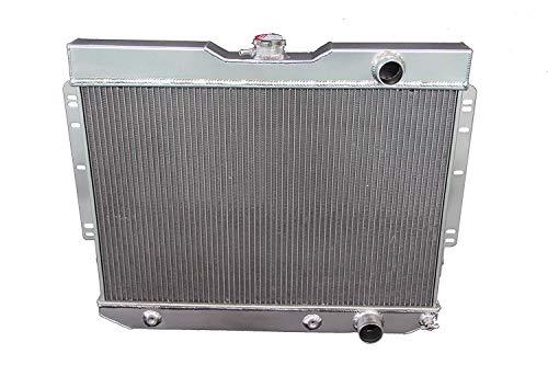 3 Rows Radiator For Chevrolet 1960 61 64 65 Bel Air Chevelle Impala V8/L6 (1963 Impala Radiator)