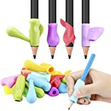 8 Pieces Pencil Grips Children Pencil Holder Aid Grip Tool Really Help with Correction Writing Posture