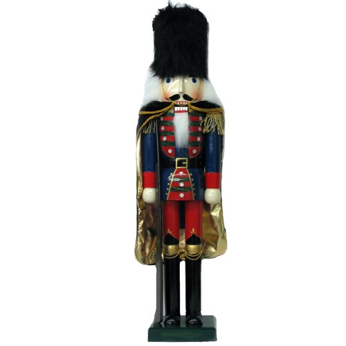 Kurt Adler Wooden Nutcracker Soldier Figurine, 36-Inch by Kurt Adler (Image #1)