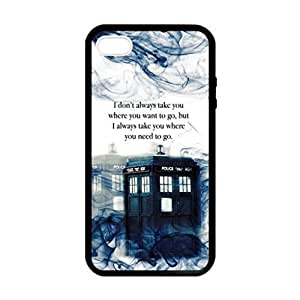 Tardis Doctor Who Quote Image Protective iphone 6 4.7 / iPhone 6 4.7 Case Cover Hard Plastic Case For iPhone 6 4.7