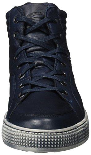 camel active Men's Cocoon 11 High Sneaker Blue (Lt.denim) buy cheap latest collections store sale online classic view 2brGmp