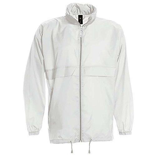 B&C Sirocco Mens Lightweight Jacket/Mens Outer Jackets (XL) - Jacket Nylon Windbreaker