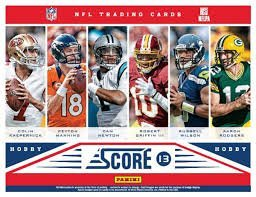 400 Card NFL Football Gift Set including cards from the past 10 years including a bonus factory sealed pack of 2014 Score NFL Stickers - w/ Superstars, Hall of Fame - Nfl Player Past