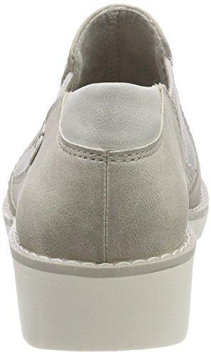 Softline Women's 24664 Loafers Grey (Lt. Grey) 4S8p7Mf817