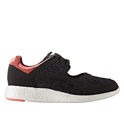 Adidas Originali Da Donna Originali Eqt Racing 91 Scarpe Da Ginnastica Us9 Nere