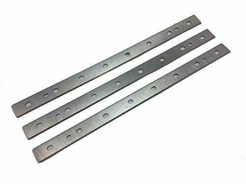 13 inch inch HSS Planer Blades Knives For DeWalt DW735 DW735X replaces DW7352 - Set of 3