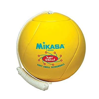 Mikasa Super SoftTouch Tetherball, Yellow: Industrial & Scientific