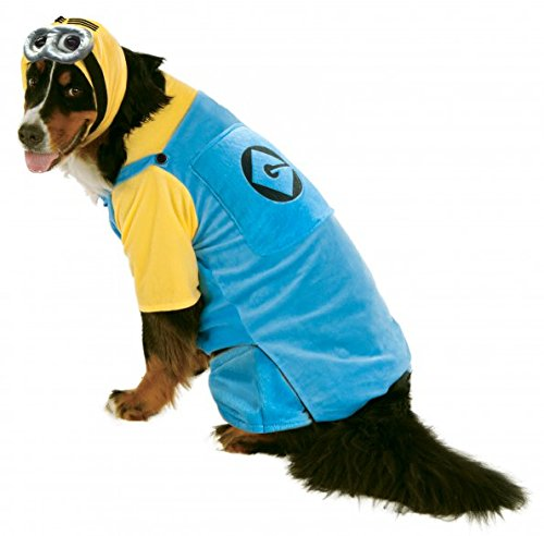 Rubie's Big Dog Minion Dog Costume]()
