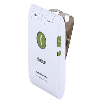 GUOxufei Auricular Manos Libres 6E para teléfono Inteligente, parlante con Bluetooth Punto de mira inalámbrico