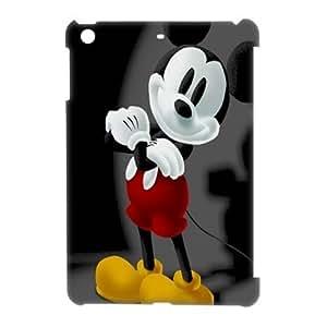 Mystic Zone Customized Mickey Mouse Mini ipad Case for Mini ipad Hard Cover Cute Cartoon Fits Case HKK0075 by ruishername