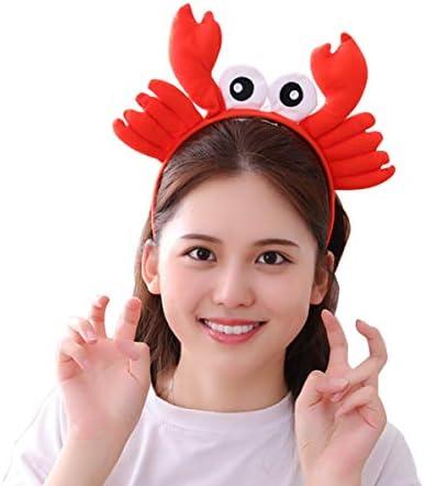 Edostree 動物 ふわふわカチューシャ ヘアバンド 髪飾り コスチューム用小物 男女共用 フリーサイズ DWFD-01 (