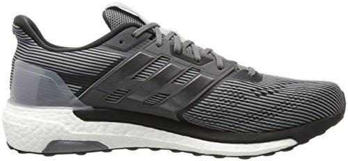 adidas Supernova, Scarpe Running Uomo Grigio (Grey Two/Night Metallic/Grey Four)