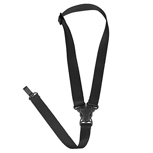 Resistant Nylon Ukulele Strap Black product image