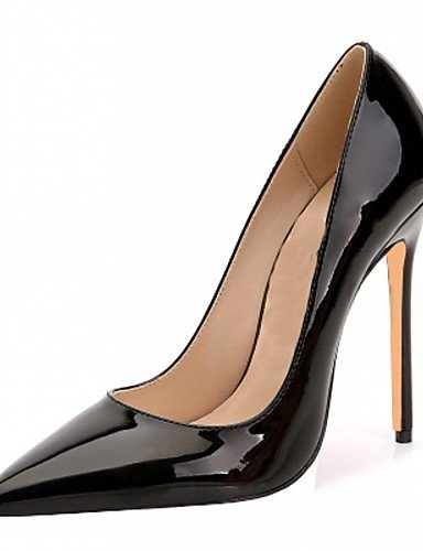 GGX/Damen Schuhe Microfaser/Herbst Heels Heels Hochzeit/Büro & Karriere/Party & Abend/Kleid/Casual fuchsia-us12 / eu44 / uk10 / cn46