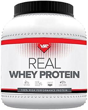 Va Fuerte VF Real Whey Proteins 1.5kg sabor vainilla ...