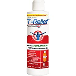 T-Relief Pain Relief Gel, 8.75 Ounce