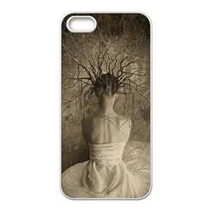 Iphone 5,5S The elves Phone Back Case DIY Art Print Design Hard Shell Protection FG065602