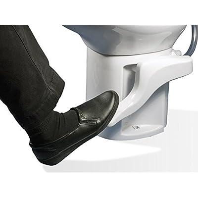 Thetford 42060 Aqua Magic Style II RV Toilet with Water Saver, High Profile - White: Automotive