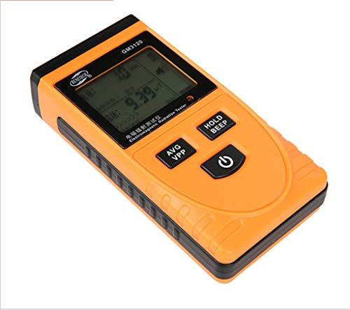 Wabaodan Digital LCD Electromagnetic Radiation Detector Dosimeter Tester Meter Counter Environmental Testing Tool for Home Office