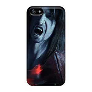 New Snap-on CaseFactory Skin Case Cover Compatible With Iphone 5/5s- Castlevania Lord Of Shadows