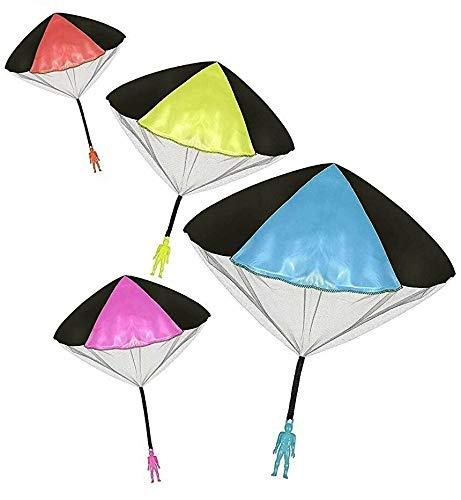 Parachute Men, Parachute Toy, No Tangle Throwing