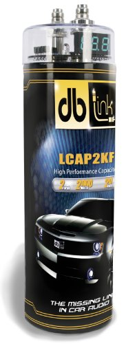 DB Link LCAP2KF 2 Farad Capacitor