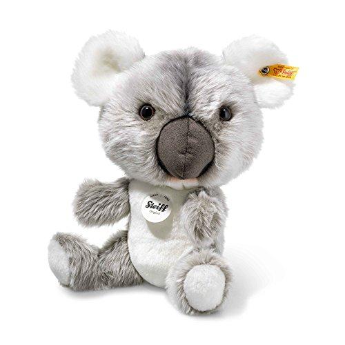 Steiff 060045 Jan Koala Plush Animal Toy, 8.7