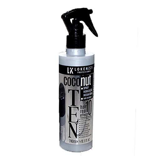 Spray Hidratação instantânea Ten, Lokenzzi, Lokenzzi
