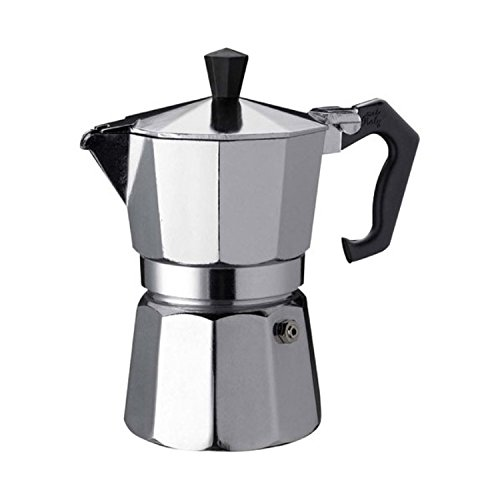 GAT Stove-Top Moka Espresso Italian-Made Coffee Maker Pot - 12 Cup by GAT