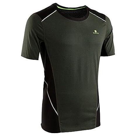Decathlon Running Camisetas caqui 3 X L: Amazon.es: Deportes y aire libre