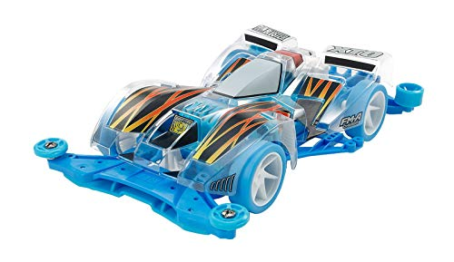 Tamiya Mini 4WD 95439 Gunbluster XTO Light Blue Special FM-A Chassis