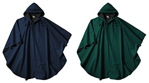 charles-river-apparel-womens-waterproof-hooded-ponchos-set-navy-forest-one