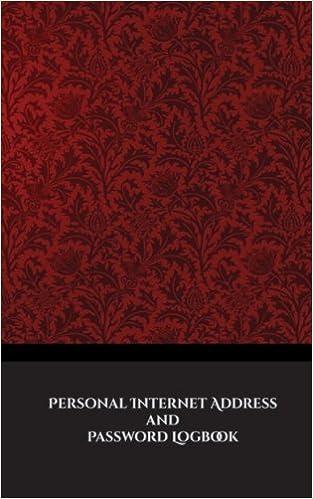 Password Keeper: Password Logbook & Password Organizer, Keep track webpage, username, and password (Volume 5)