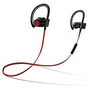 Best Epic Trends 41ZbmWBjD9L._SS300_ (Renewed) Beats by Dr dre Powerbeats2 Wireless In-Ear Bluetooth Headphone with Mic - Black