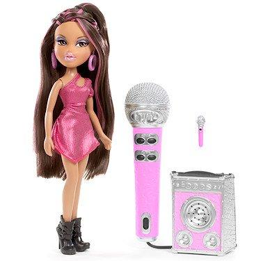 Bratz On The Mic Doll And Mic Yasmin