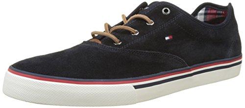 Hilfiger Tommy Midnight Sneakers Blau P2285aulie Herren 7b rrwTqd