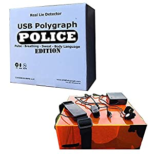 USB Polygraph Machine 2: Police Edition