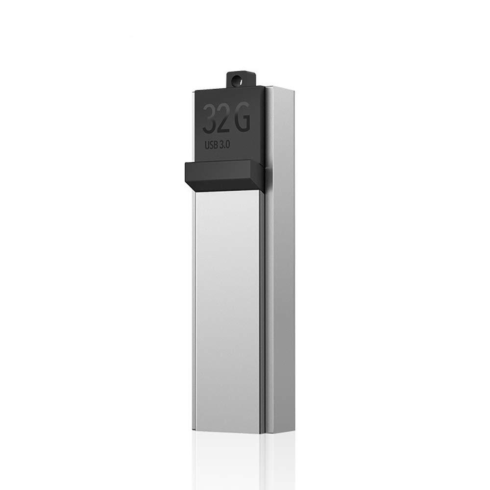 Y&J Smart USB3.0 Flash Drive - Morse Code Encryption GPS Positioning U Disk 32G Intelligent Security Anti-Theft Bluetooth Anti-Lost Alarm USB Flash Drive,64GB