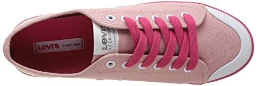 Levi's Venice L, Baskets Basses Mixte Adulte Rose (Light Pink)