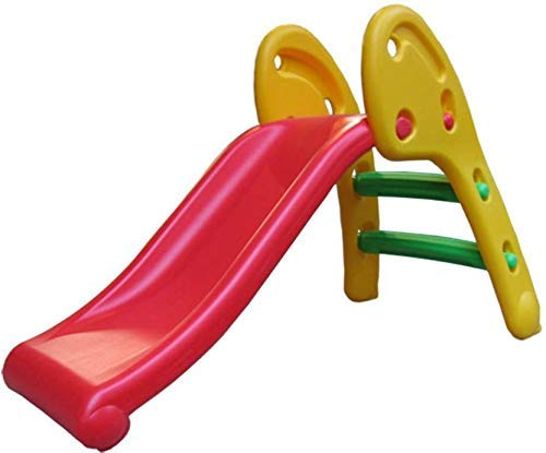ATnine Slides for Happy Kids for Home and Garden Slider, Boys and Girls, Unisex Toy Slide (Small, Multicolour)