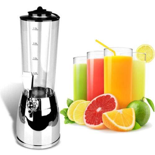 BESTONZON Máquina de la bebida del dispensador de la cerveza de la base del hielo para el refresco del jugo del alcohol del vino: Amazon.es: Hogar